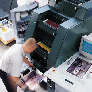 Digital Press from Heidelberg