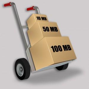 Sending Large Files for Free
